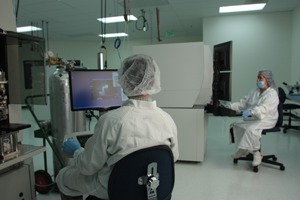 Assembly Services Clean Room - 6500 Die Bonder & 3800 Die Bonder