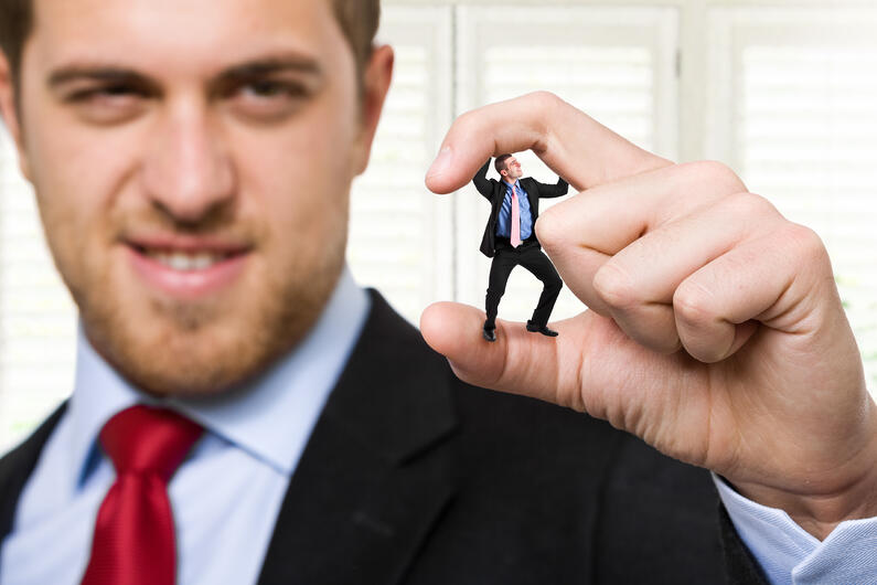Honest small businesses can face unfair competition