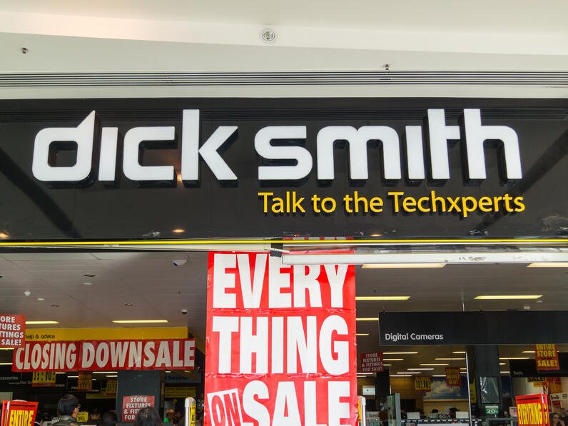 How to stop your organisation going the way of Dick Smith