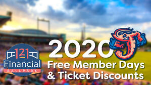Free Member Days & Ticket Discounts for the 2020 Baseball Season