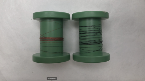 Plating Carbon Nanotube Yarn with Copper