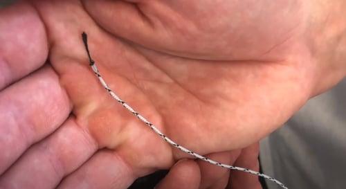 Nylon Insulated Carbon Nanotube Yarn