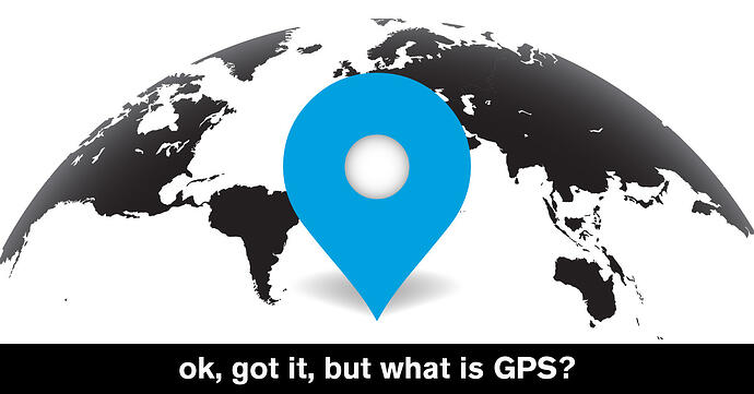 Do you know how your mobile device knows where you are?