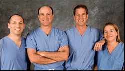 Dr. Joshua Hurwitz, Dr. Spencer Richlin, Dr. Mark Leondires, Dr. Cynthia Murdock, Reproductive Endocrinologists from Reproductive Medicine Associates of CT