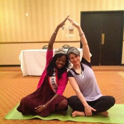Fertile Yoga - Me and Mrs. New York