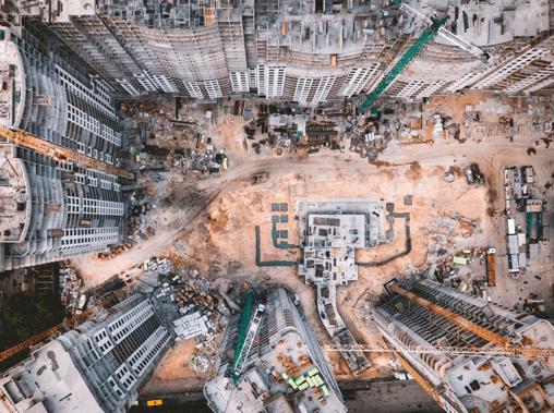 BIM – The Digitalization of Construction