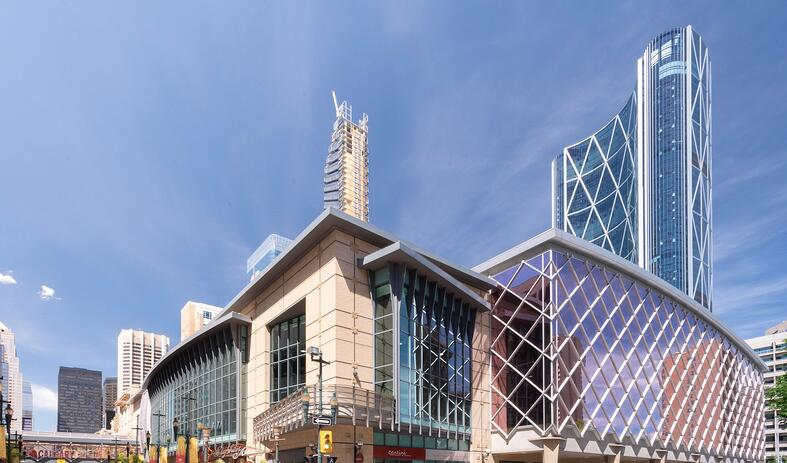 Press Release: Calgary TELUS Convention Centre Temporary Site for Calgary Drop-In Centre
