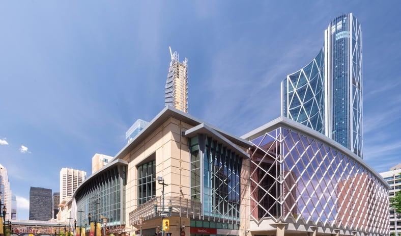 Press Release: Calgary TELUS Convention Centre Temporary Site for Calgary Drop-In Centre