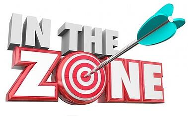 Work on your business in the Zone