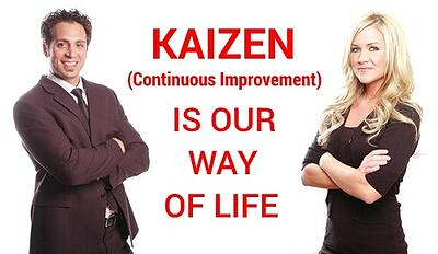 Kaizen Continuous Improvement
