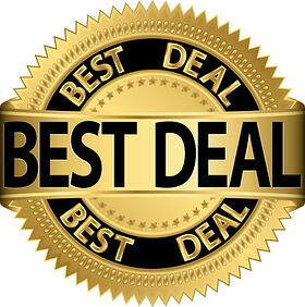 Becoming the best deal