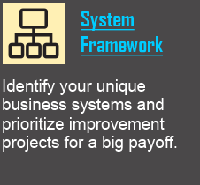 Business Systems Framework