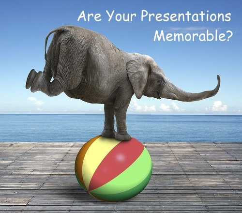Are Your Presentations Memorable?