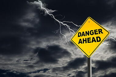 Danger Ahead for Business Startups
