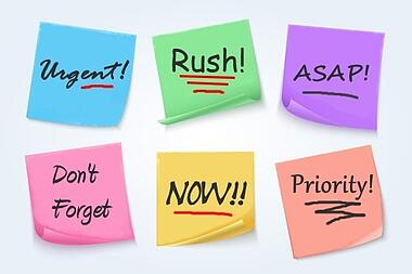 The Power of Urgency to Increase Productivity