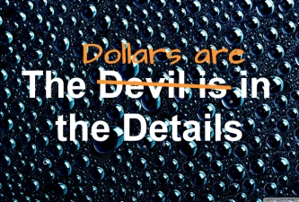 Dollars in the Details