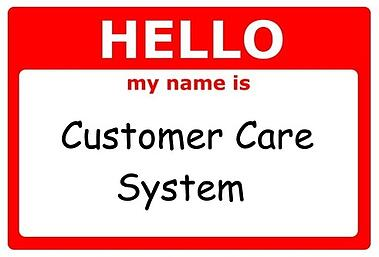 Name Tag for Business System