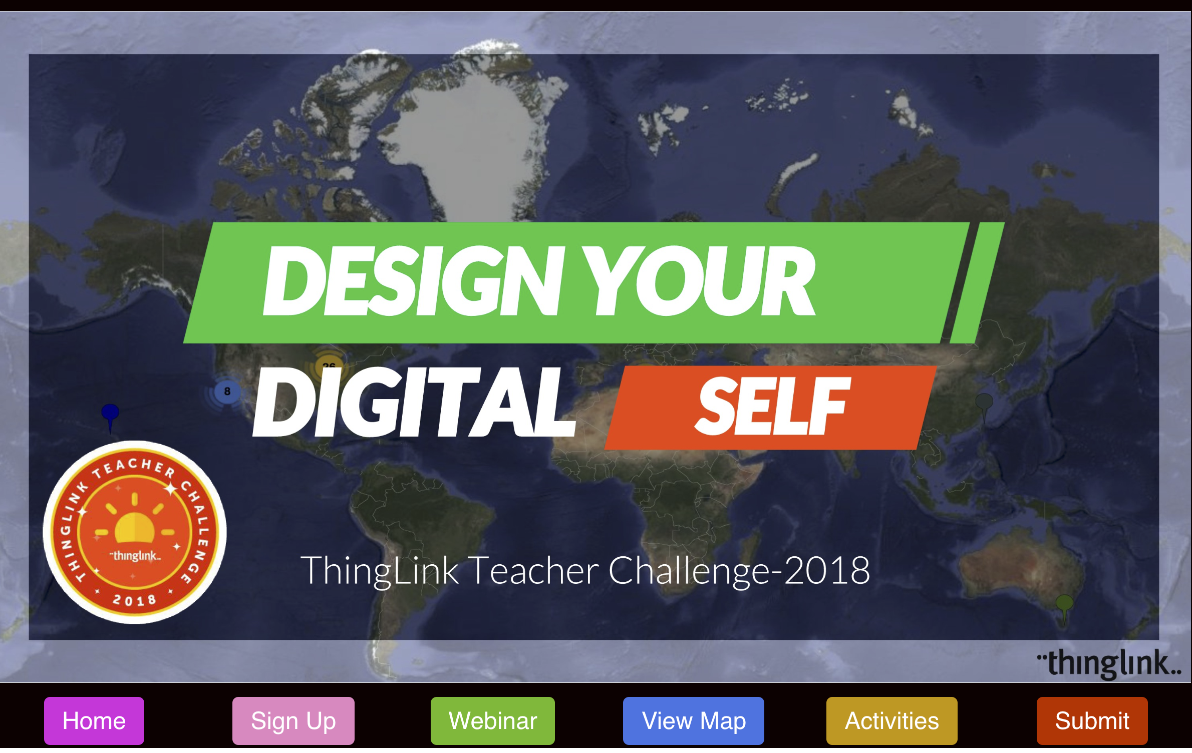 Design Your Digital Self