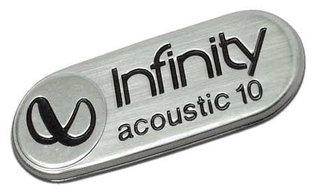 infinity speakers logo. infinity speakers logo e