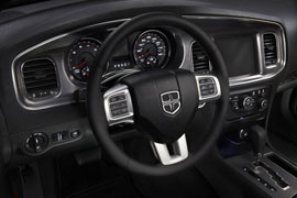 2011 Dodge Charger Interior