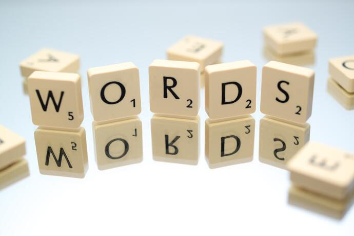 Three Words We Should Use, But Aren't