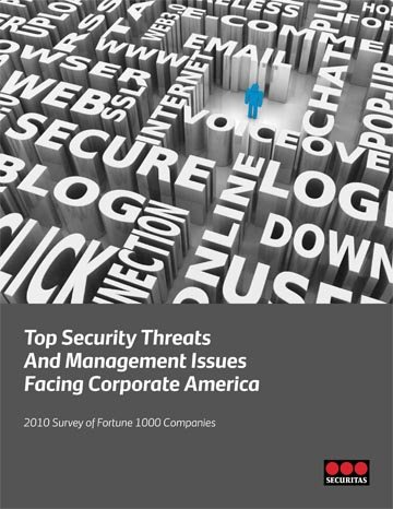 2012 Top Security Concerns