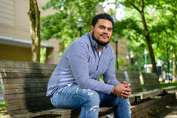 Eleazar's Story - Visionary Student Driven to Help Others Succeed