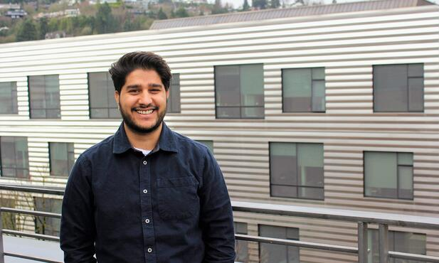 Nabin's Story: Overcoming Barriers to Become a Leader