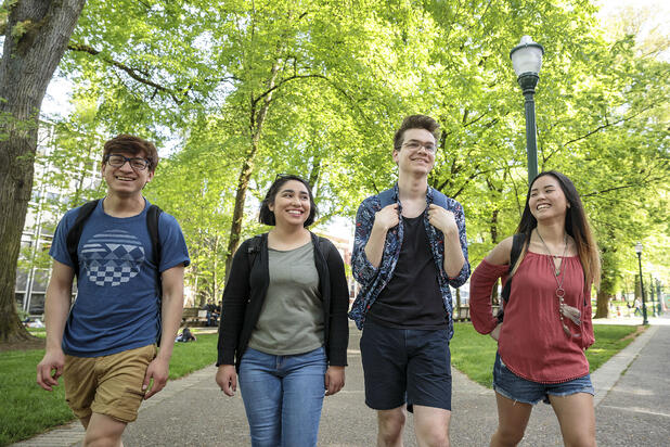 Oregon Promise and Co-Admission