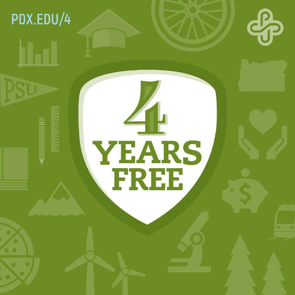 PSU Introduces Four Years Free