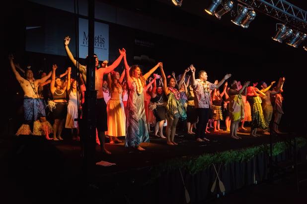 Pacific Islanders Club Lu'au Promotes Traditions of Each Island