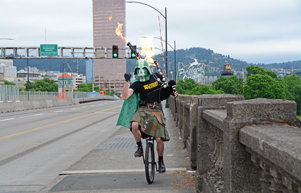 Who is the Unipiper?