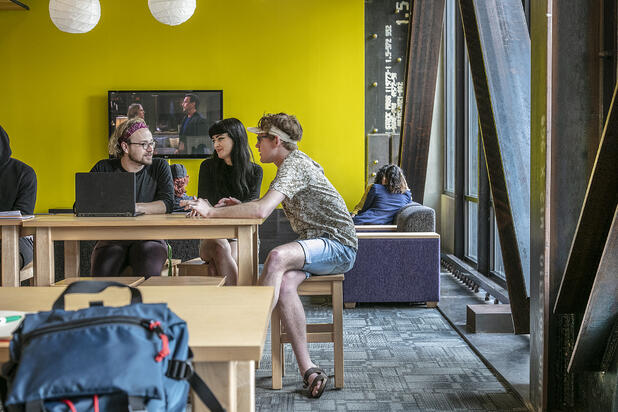 Living On-Campus at Portland State