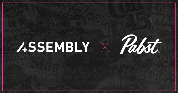 Assembly Named Media Agency of Record for Pabst