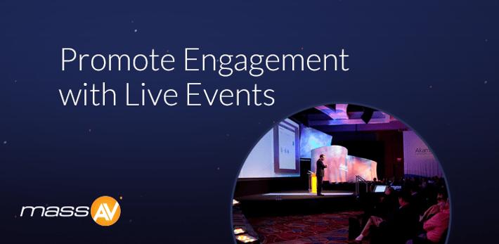 5 Reasons Live Event Productions Aren't Dead
