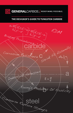 We Wrote the Book on Tungsten Carbide Tooling