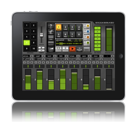 Groovemaker For iPad