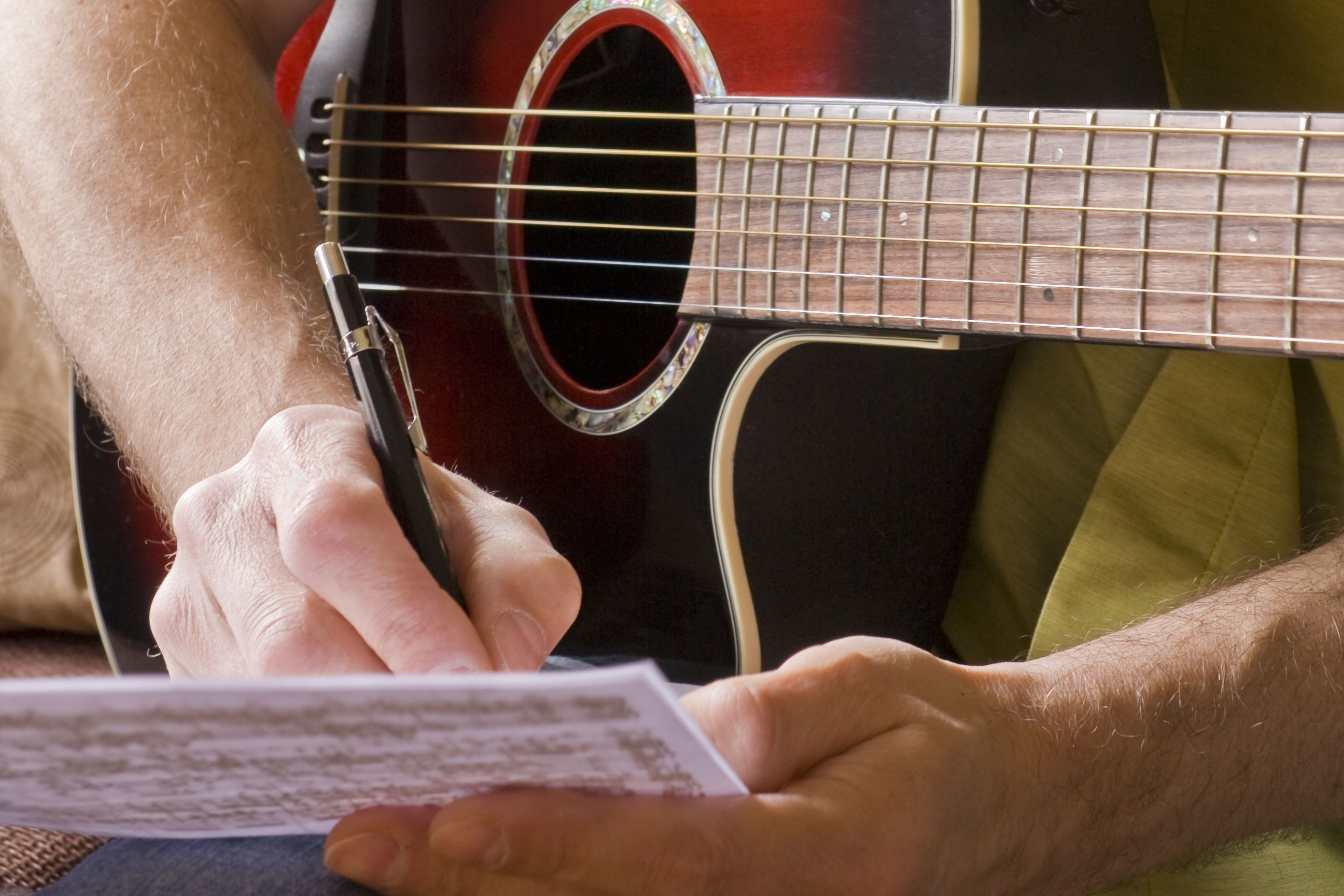 Songwriting Tips: 10 Elements of a Song