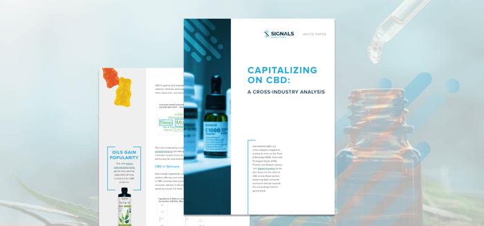 Capitalizing on CBD: A Cross-Industry Analysis