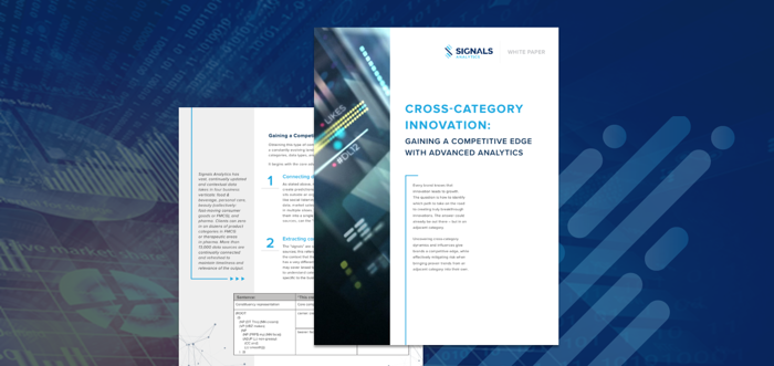 Cross-Category Innovation: Gaining a Competitive Edge with Advanced Analytics