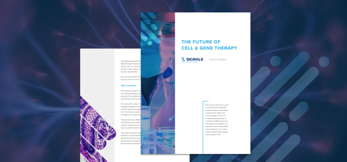 The Future of Cell & Gene Therapy