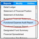 shelby expense audit report