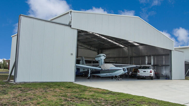 5 things to consider when building an aircraft hangar