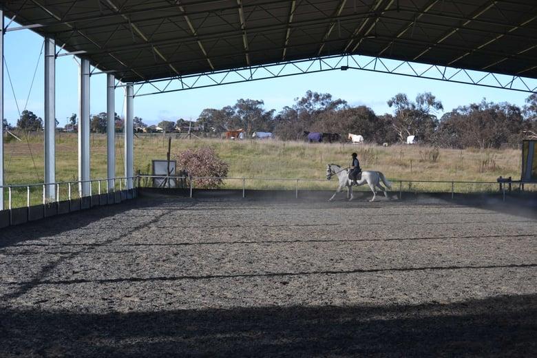 Horse Arena Sizes