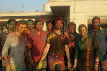 Gear Up – It's Holi