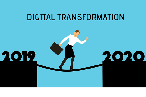Digital Transformation 2020: Let's Get Updated For The Future Tech
