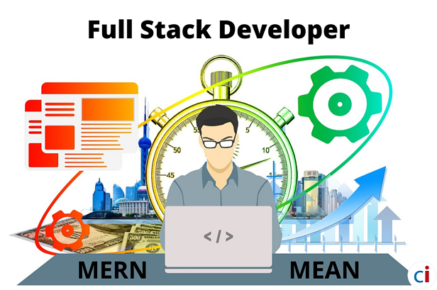 Javascript For Full Stack Development (MERN/MEAN) : A Detailed Study