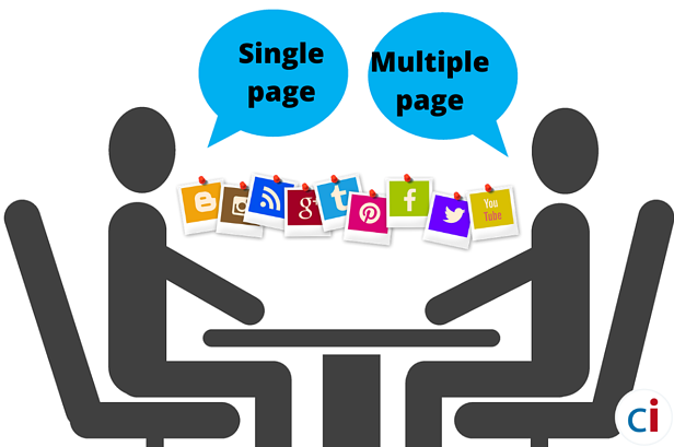 Single-Page VS Multiple-Page: What To Choose For Web Development?