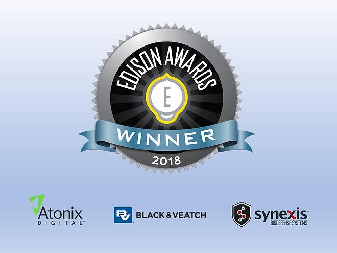 Black & Veatch, Synexis Effort in Fighting Illness-Causing Microbes Wins Edison Award