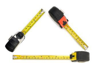 Measuring Tapes for Measuring a Roof